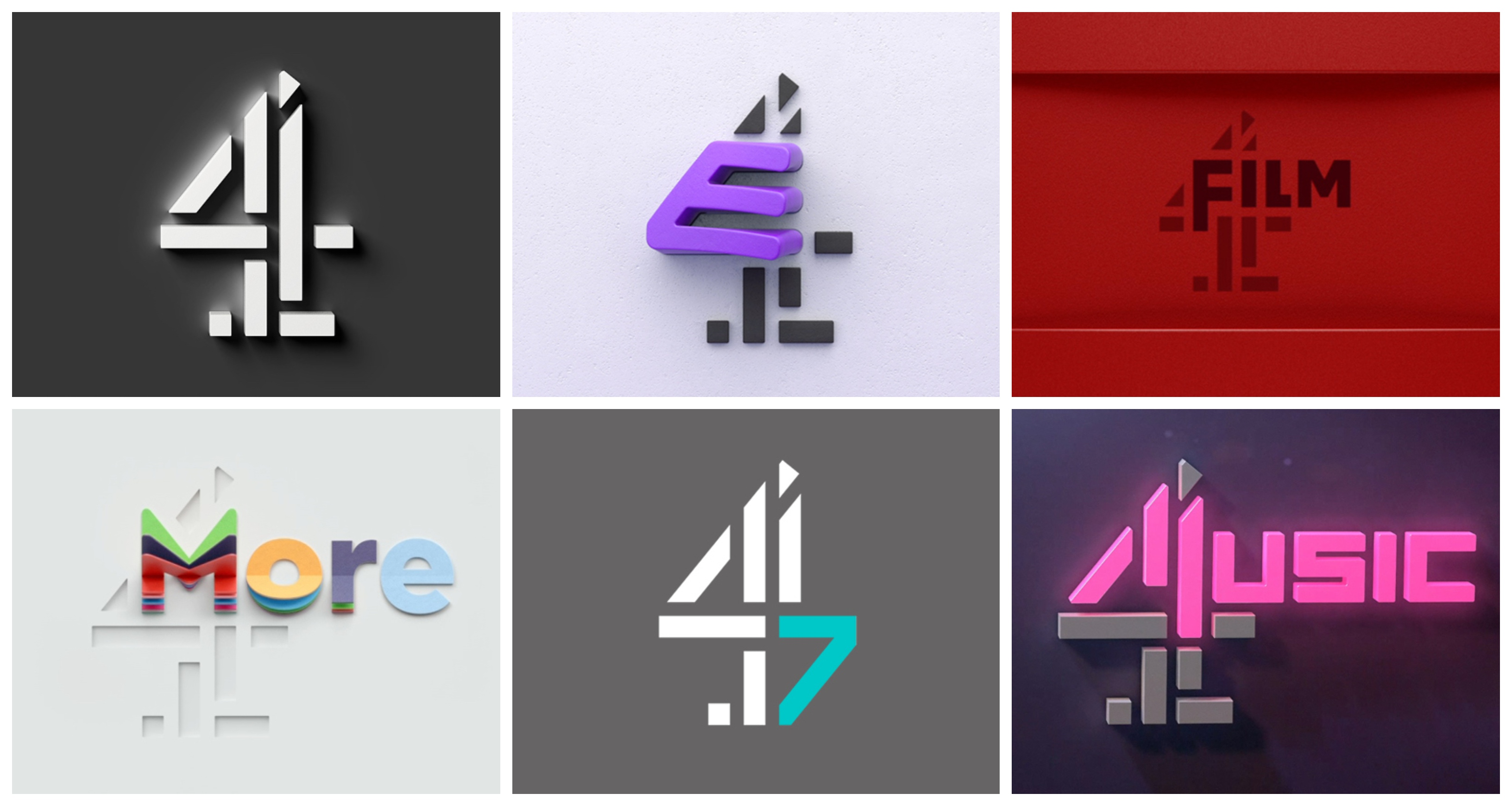 Channel 4's New Brand Identity – A Campaign Favourite